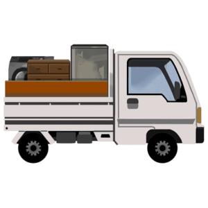 廃品回収車・軽トラック