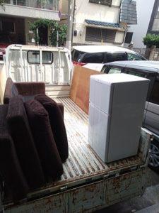 粗大ゴミ回収【練馬区】東京の回収業者50社の中で1番安く回収