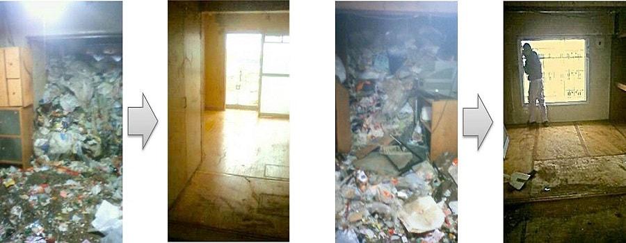 東京の不用品回収|ゴミ屋敷東京格安
