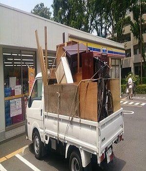 引越しゴミ回収は東京で格安の積み放題がおすすめ