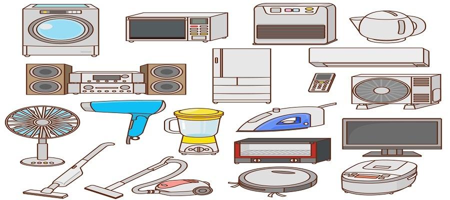 テレビ・冷蔵庫・洗濯機・掃除機等の不用品回収