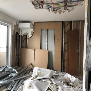 東京の事業ゴミ回収【部屋の解体】