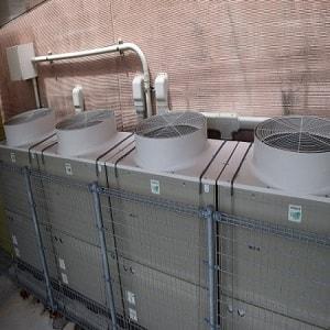 東京のエアコン工事・エアコン回収工事