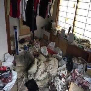 ゴミ部屋・1