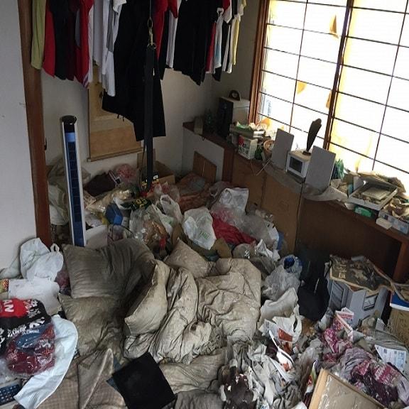 ゴミ部屋の片付けなら東京で格安