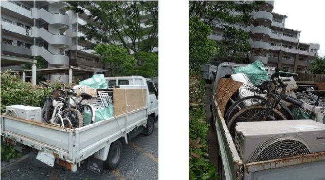 西東京市で格安の不用品回収業者で安い積み放題がおすすめ