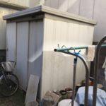 武蔵野市関前の便利屋「物置解体」