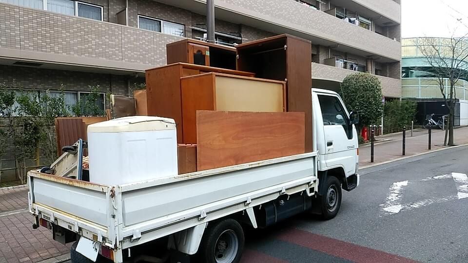 豊島区の不用品回収最安値