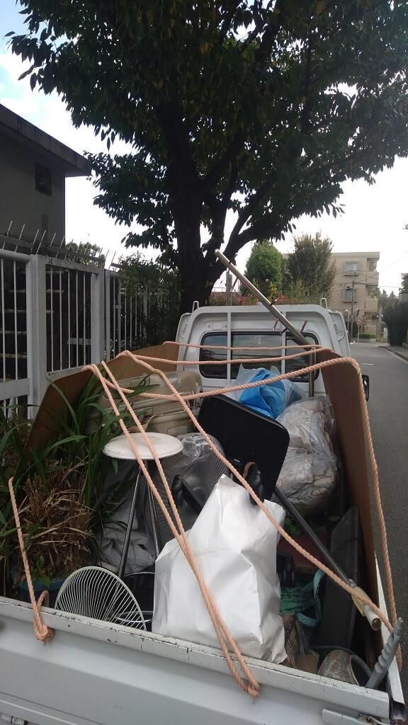 三鷹市で格安の不用品回収は積み放題が安いくおすすめ