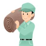 東京都文京区の事業ゴミ回収「積込み作業」