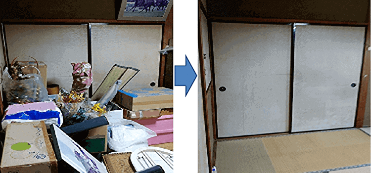 遺品整理東京都練馬区