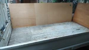 東京都板橋区の事業ゴミ回収「生木積む前」