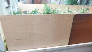 東京都板橋区の事業ゴミ回収「生木積み込み後」