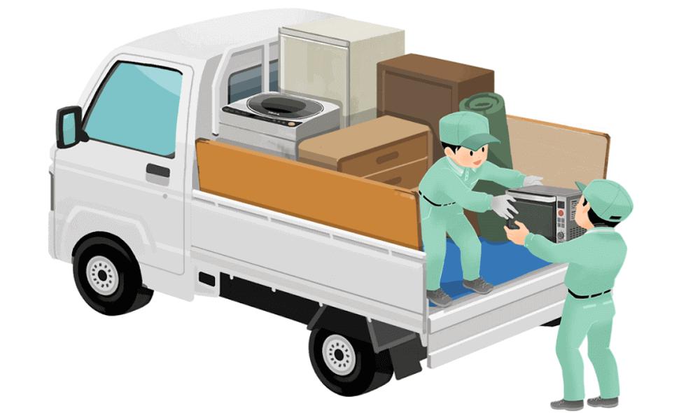 不用品回収・遺品整理なら東京で最安値業者